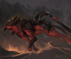 DW3_Entry_FenrirTheUnbound by zombie-ninja