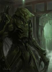 Battle_Droid by zombie-ninja