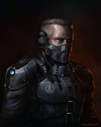 Sergeant_Bust by zombie-ninja