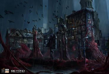 OysterBar Mire by zombie-ninja