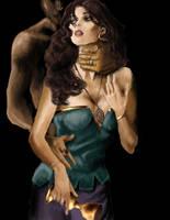 Esmeralda by Mize-meow