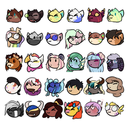 Dumb Icons Batch by PaisleyPerson