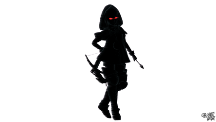 (Dark)Linkle's Smash4 Menu Inspired Pose by S3BurningRose