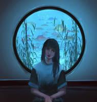 An ocean by Daiika