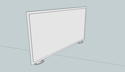3D Cubical Wall by BigBlue2007