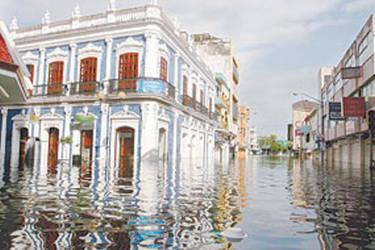 Worst flood in Tabasco by eliziux