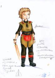 Jedi custom cosplay by Shehn-Mesenruus