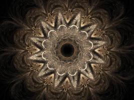 hypnotic flower by salvin18