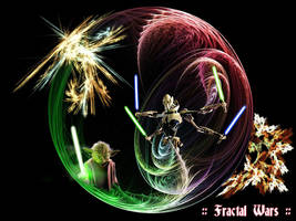 Fractal Wars by salvin18