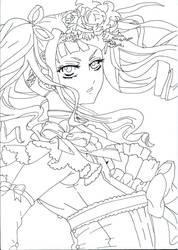 Lissy (in progress) by AngelHanna