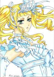 Elizabeth by AngelHanna