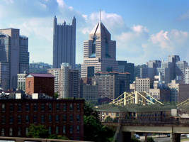 Pittsburgh by dmguthery