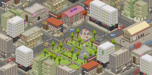 City1-DayTime2 by MitTeam