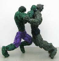 Hulk Vs. Abomination by reynaldomolinawire