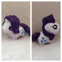 Tiny Rarity Inspired Sculpt [FOR SALE] by The-Plushatiers