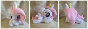 Filly Celestia Beanie by The-Plushatiers