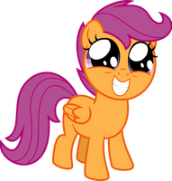 Scootaloo has a Favor to Ask by Aethon056