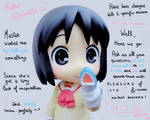 Cute Nano has a message for you. by Odessa-Himijo