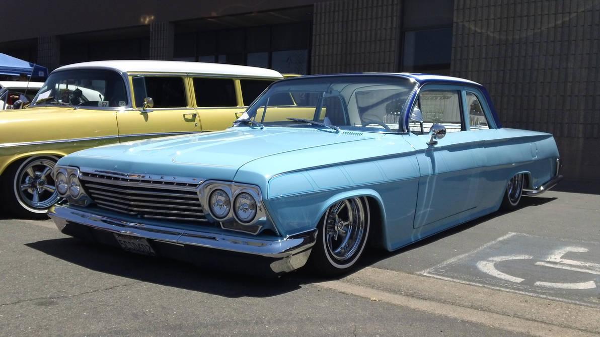 1962 Chevy Impala Lowrider by anrandap