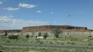 New Mexico Rock Formation by anrandap