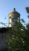 Idaho Botanical Garden Old Boise Prison by anrandap
