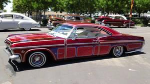 Chevy Impala Lowrider by anrandap