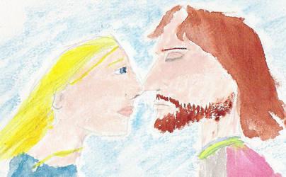 Eowyn and Faramir by lotr-ships