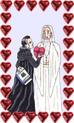 Saruman's Valentine by lotr-ships