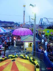 Keansburg Amusement Park by chrysart