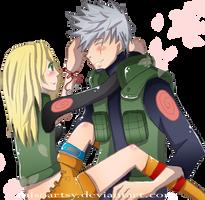 Request: Kira x Kakashi by MisoArtsy