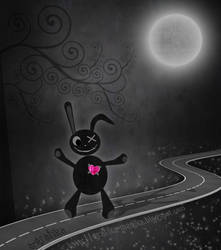 Shadows 2: Revenge of Grotesque Rabbit by Tiilii