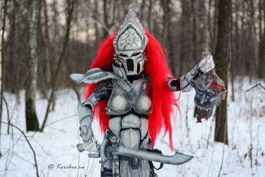 Warhammer 40k Dawn Of War Banshee by Kirchos
