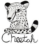 Cheetah by Karljna