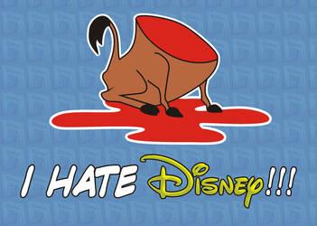 I Hate Disney by estebanr