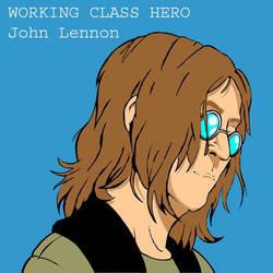 John Lennon by estebanr