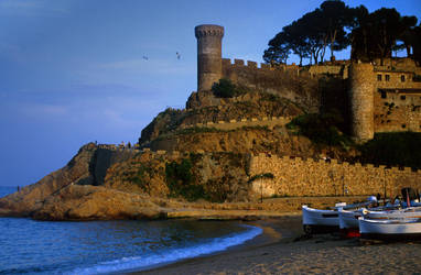 Spanish castle by O-Gosh