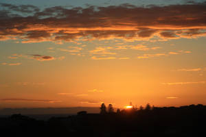 after sunrise by O-Gosh
