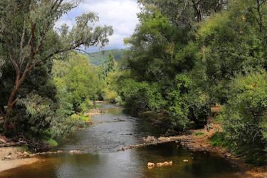 river by O-Gosh