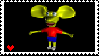 Ratboy Genius stamp. by Moe-Is-We