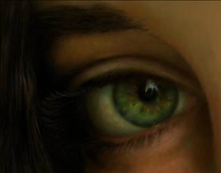 eye study by azurazura