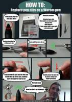 [Tutorial] - Replacing Wacom Pen Tip by Burning-Heart-Brony
