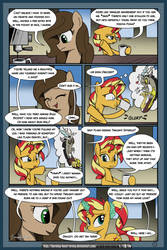 [BHB] MLP - Friendship Isnt Canon P1 by Burning-Heart-Brony
