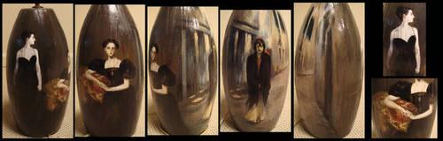 John Singer Sargent Lamp by aiimeii