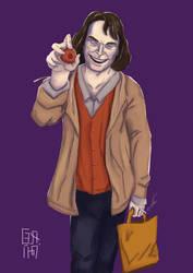 Joker Joaquin Phoenix by ahimsa2