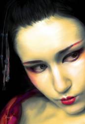 Harumi - detail by jossif