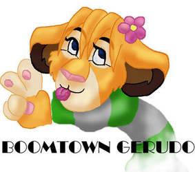 :Boomtown Gerudo Lioness: by charliemalfoy