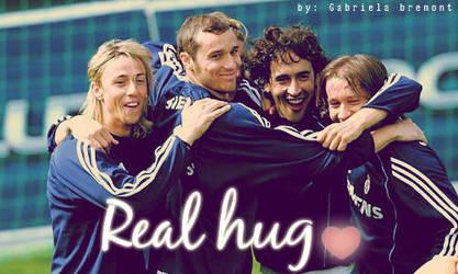 Real hug by gAvrieLa-BremOnt