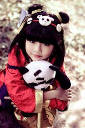 Annie Panda by hatechuu