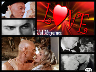 The Charm of Yul Brynner... by Lord-Imhotep