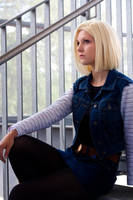 Android 18 - More than a Cyborg by Lie-chee